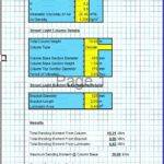 Street Light Foundation Design Spreadsheet8